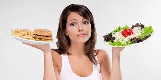 Comer no es igual que alimentarse