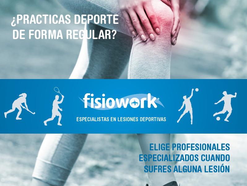 ¡Bienvenido Fisiowork!