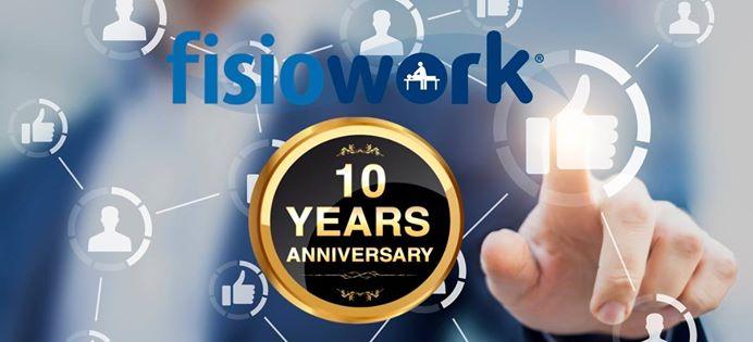 Muchas felicidades Fisiowork!!