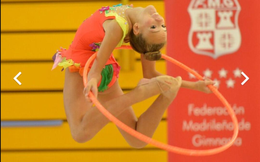 Por qué me alegro de que mi hija sea gimnasta