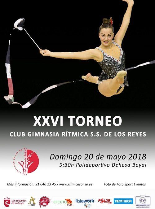 Llega el XXVI Torneo San Sebastián de los Reyes!!!