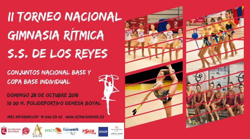 ¡¡Este domingo celebramos nuestro II Torneo Nacional!!
