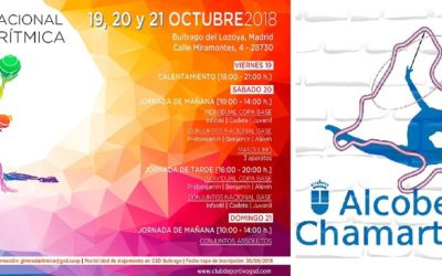 Este sábado a dos torneos: Gredos San Diego y Alcobendas Chamartín!!