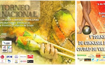 Este sábado nos vamos a Córdoba y a Valladolid