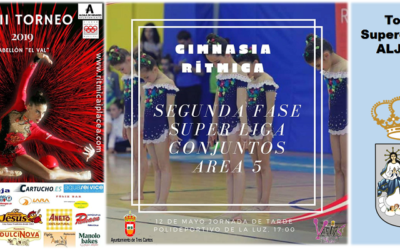 Competiciones este domingo:  Iplacea, Leganés, Superliga de Conjuntos y Superescuelas en Aljalvir!
