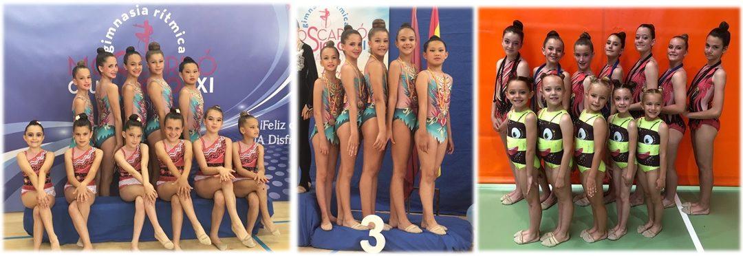 Bronce de las Alevines en el Moscardó y nuestras chicas en la Final