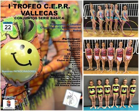 Este sábado al I Trofeo CEPR Vallecas