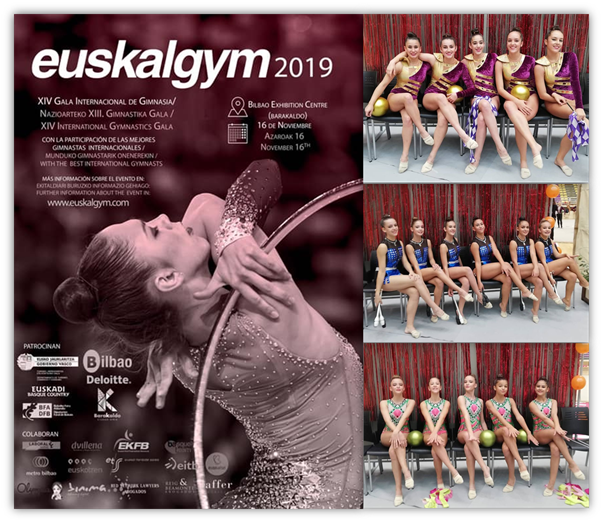 Última parada: Euskalgym 2019