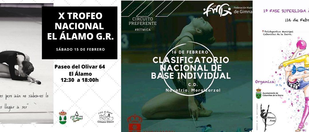 Clasificatorio para el Campeonato de España, Torneo El Álamo y Fase de Área