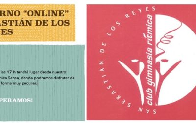 Este domingo celebramos el «I Torneo Interno Online Rítmica Sanse»