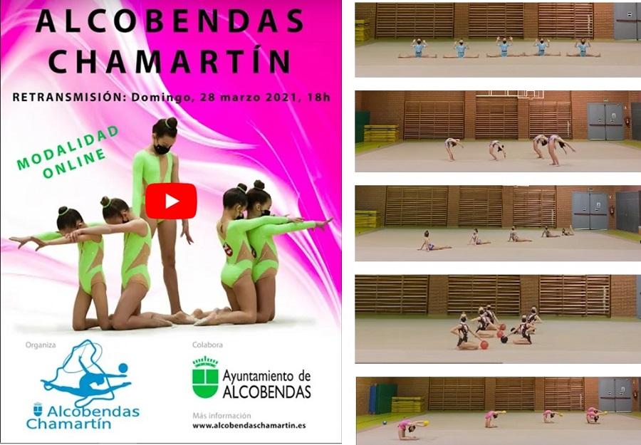Resultados del Torneo Online de Conjuntos Alcobendas-Chamartín